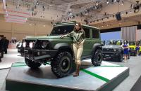Suzuki Jimny Tough Concept di GIIAS 2019