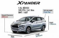 Mitsubishi Xpander ULTIMATE AT Automatic 2020