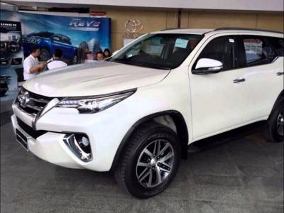 Toyota Fortuner SRZ AT BNS Automatic
