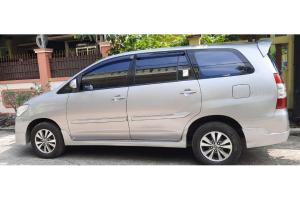 Toyota Innova G LUXURY MANUAL TRANSMISSION  2015 (DESEMBER 2014) Manual 2015 (DESEMBER 2014)