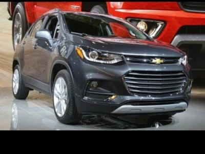 Chevrolet All New Trax