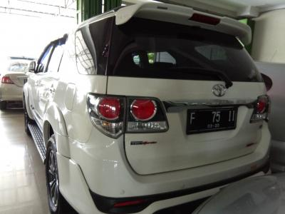 Toyota Fortuner TYPE G AT TRD SPORTIVO VNT TURBO 2015 Automatic
