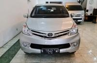 Toyota Avanza G 2012 Manual
