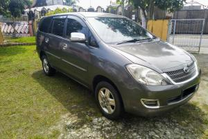 Toyota Innova G 2008 Manual 2008