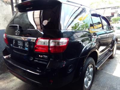 Toyota Fortuner TYPE G AT 2.5 2011 Automatic
