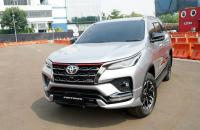 Toyota Fortuner FORTUNER 2.4 VRZ 4X4 AT Automatic 2021